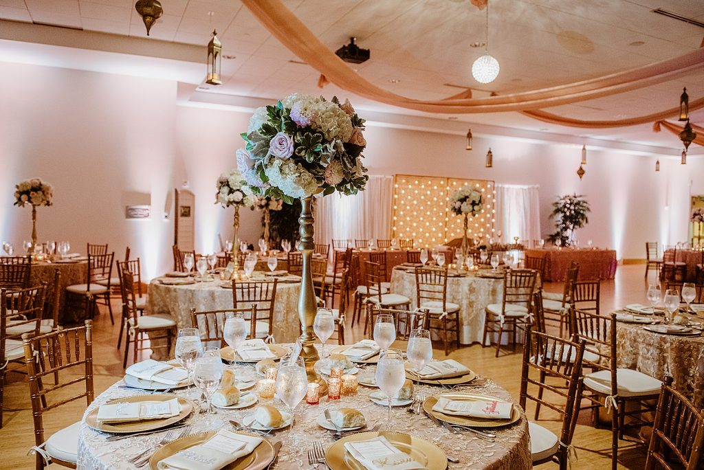 Luxurious Multi-Cultural Wedding at Phipps Conservatory. For more luxury wedding ideas, visit burghbrides.com!