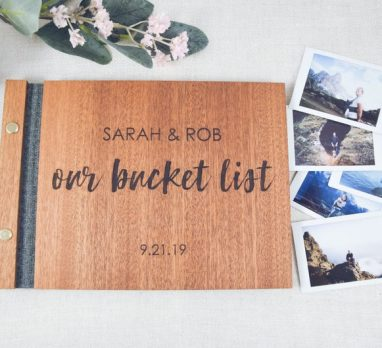 Creative Gifts for Your First Anniversary. For more wedding tips, visit burghbrides.com!