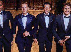 Larrimor's - Pittsburgh Wedding Menswear Boutique & Burgh Brides Vendor Guide Member