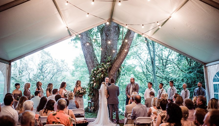 6 Things To Consider When Planning A Backyard Wedding Burgh Brides A Pittsburgh Wedding Blog
