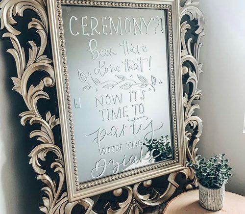 Written by Nikki Calligraphy - Pittsburgh Wedding Calligrapher & Burgh Brides Vendor Guide Member