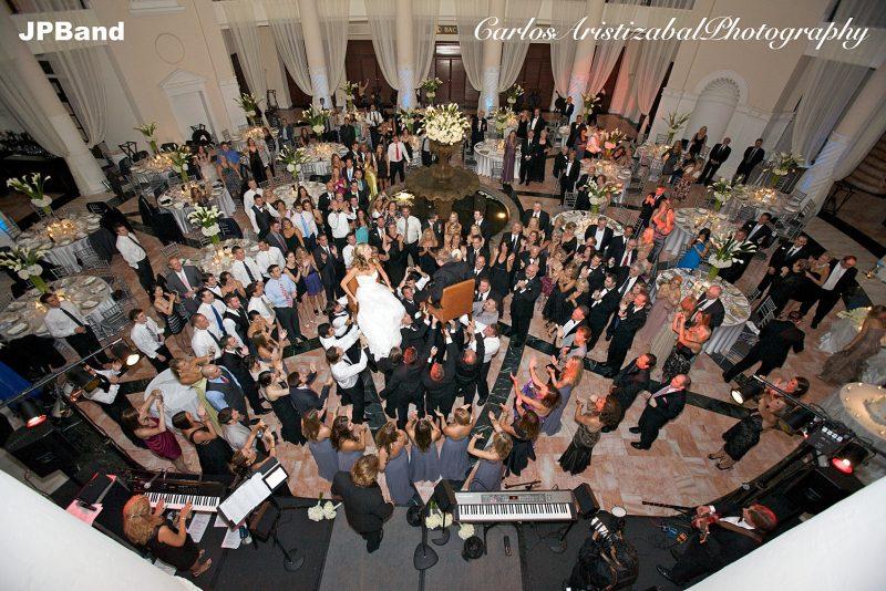 John Parker Bands - Pittsburgh Wedding Live Band & Burgh Brides Vendor Guide Member