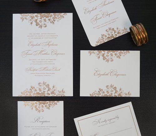 Paper Reign - Pittsburgh Wedding Stationery Designer & Burgh Brides Vendor Guide Member