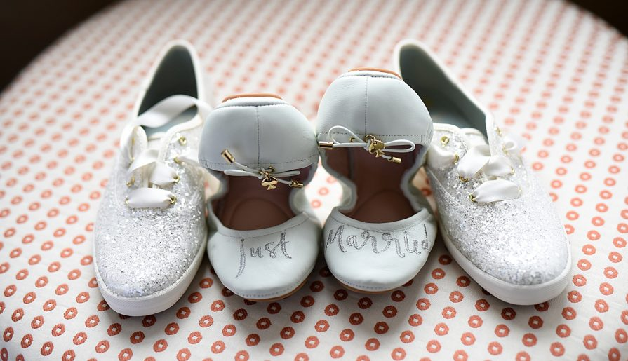 Cute Bridal Shoes Your Feet Will Be Begging to Wear! For more bridal style inspiration, visit burghbrides.com!