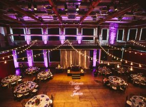 Gray Phoenix - Pittsburgh Wedding Lighting & Draping Company & Burgh Brides Vendor Guide Member