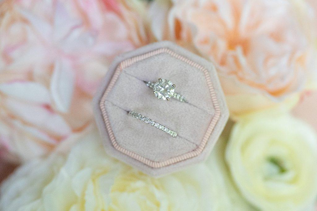Soft & Elegant Backyard Wedding. For more small wedding ideas, visit burghbrides.com!