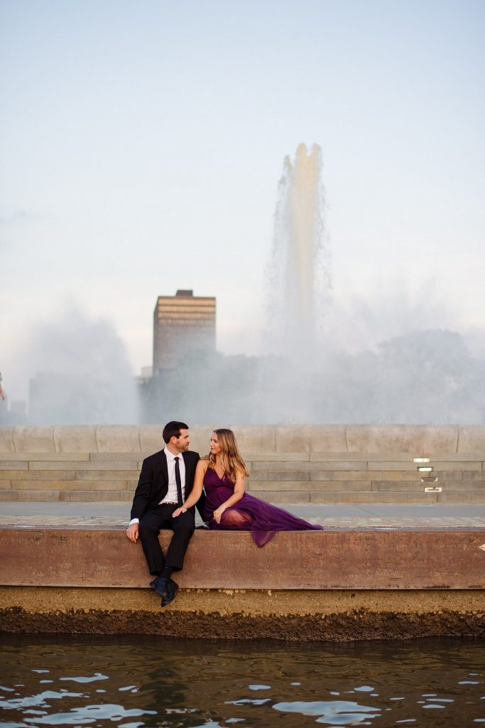 The Most Creative Pittsburgh Engagement Sessions from 2020! For more engagement photo ideas, visit burghbrides.com!