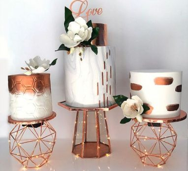 Copper & Gold Wedding Inspiration from Burgh Brides. For more wedding color ideas, visit burghbrides.com!
