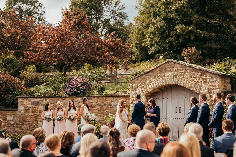 Pittsburgh Botanic Garden - Pittsburgh Wedding Venue & Burgh Brides Vendor Guide Member