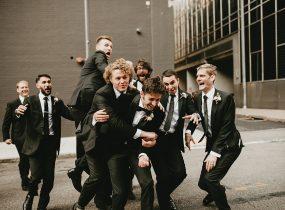Surmesur Custom Menswear - Pittsburgh Wedding Menswear & Burgh Brides Vendor Guide Member