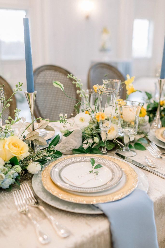 Modern French Wedding Inspired Styled Shoot. For more European wedding ideas, visit burghbrides.com!