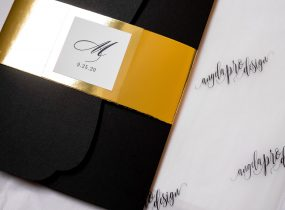Angela Pro Design - Pittsburgh Wedding Stationery Designer & Burgh Brides Vendor Guide Member