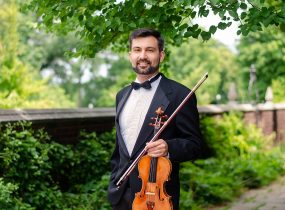 Devin Arrington Virtuoso Violinist - Pittsburgh Wedding Violinist & Burgh Brides Vendor Guide Member