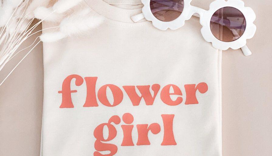 Sweet Flower Girl & Ring Bearer Gift Ideas. For more wedding gift ideas, visit burghbrides.com!